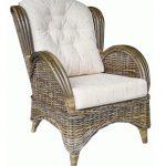 rotan fauteuil manchester kobo grey