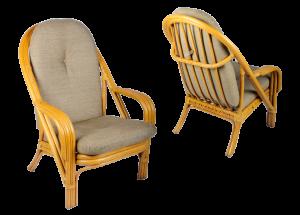 manou fauteuil Relax I voor en achter