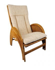 rotan fauteuil Young