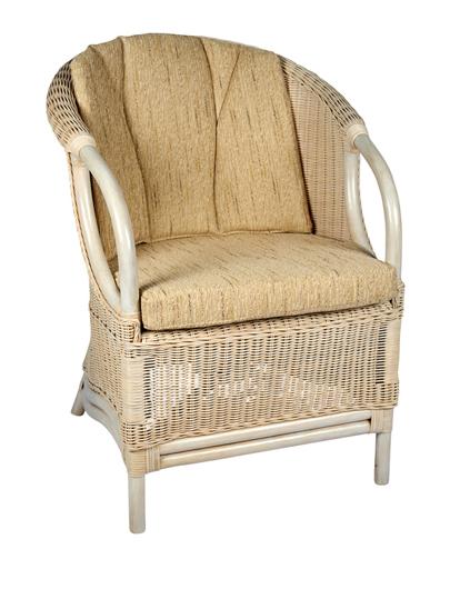 rotan fauteuil Mina