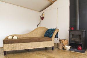 rieten sofa cleopatra