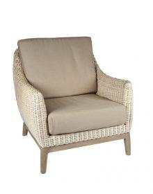 rieten fauteuil Java
