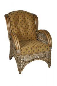 zitkussen florida rotan stoel