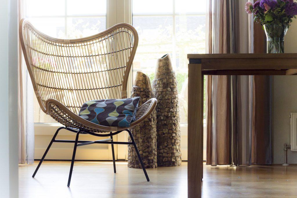 Rotan stoel trendy stoelen voor ieder interieur super for Trendy stoelen