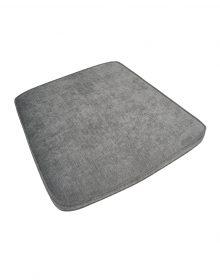 rotan stoel kussen dolphin grijs