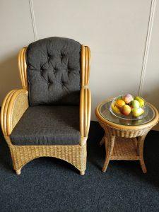 kussens flordia rotan stoel