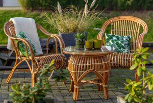 tuinmeubelen - terrasstoel Roos
