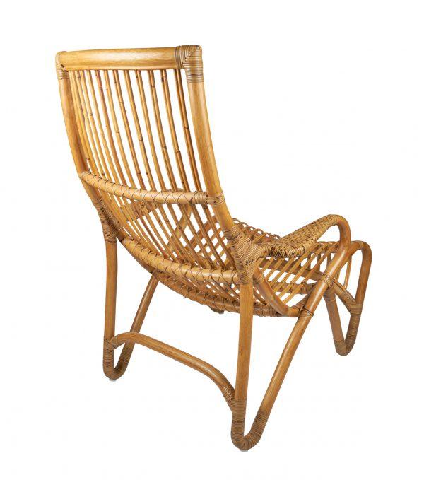 rotan fauteuil Bastia manou stoel